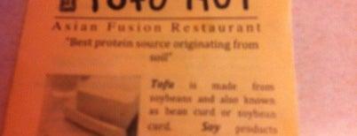 Tofu Hut is one of Locais salvos de Gayla.