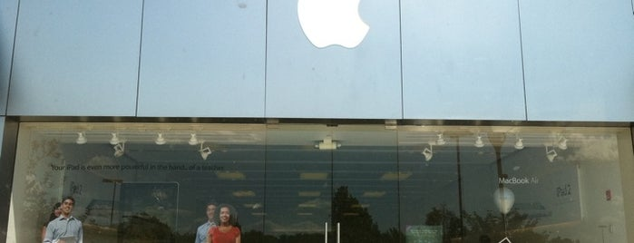 Apple Sagemore is one of Apple Stores around the world.