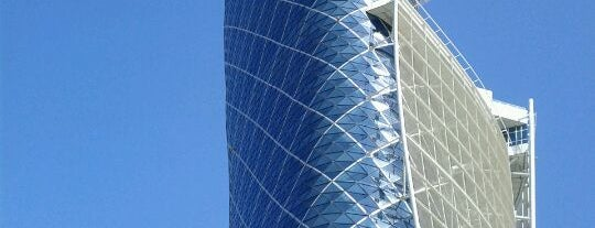 Andaz Capital Gate Abu Dhabi - A Concept By Hyatt is one of 建築マップ.