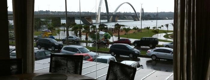 Avenida Paulista Pizza Bar is one of Brasil Sabor    Brasília.