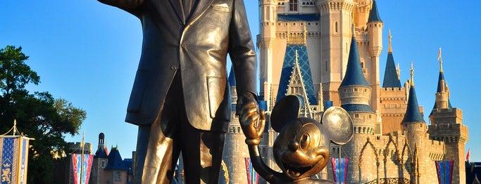 Magic Kingdom® Park is one of Disney Land Florida.