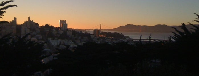 Telegraph Hill is one of Film Locations.