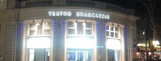 Teatro Brancaccio is one of Lugares favoritos de Eraldo S..