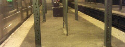 MTA Subway - 61st St/Woodside (7) is one of IRT Flushing Line (7) <7>.