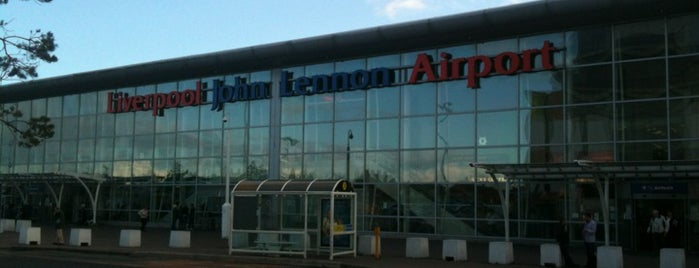 Flughafen Liverpool John Lennon (LPL) is one of Airports - Europe.