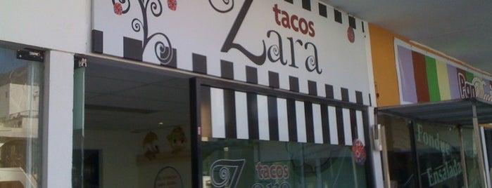 Tacos Zara is one of Favorite Food.