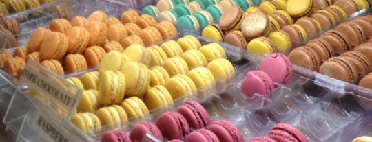 MacarOn Café is one of NY FOOD.
