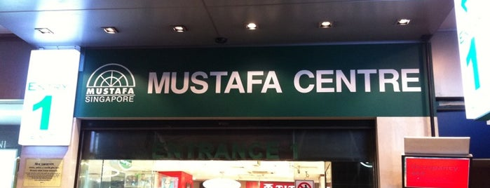 Mustafa Centre is one of Shopping: FindYourStuffInSG.