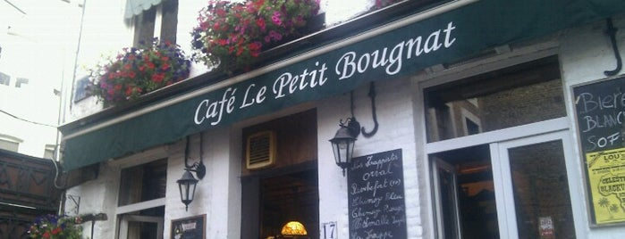 Bars @ Liège