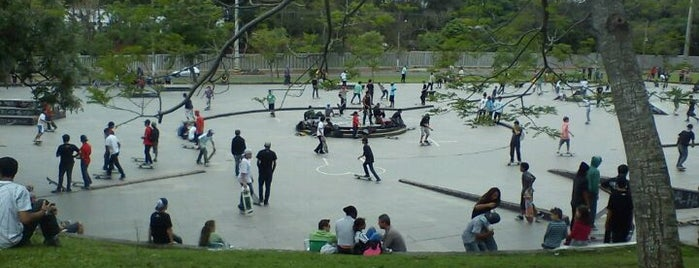 Pista de Skate do IAPI is one of Porto Alegre é demais!.