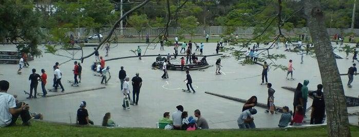 Pista de Skate do IAPI is one of Porto Alegre é demais!.