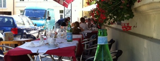 Porto Cervo is one of Restaurants & Imbisse.