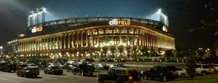 Citi Field is one of Ballparks Across Baseball.