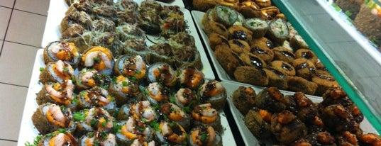 A3 Sushi is one of Posti salvati di Abhner.