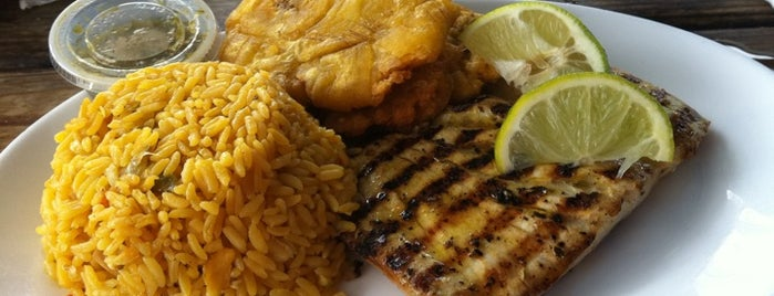 Garcia's Seafood Grille & Fish is one of Miami.