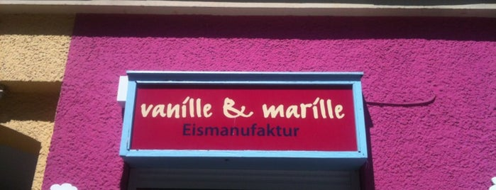 vanille & marille is one of It's always time for ice cream!.