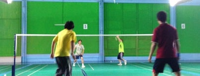 Lex Dee Badminton Court is one of Badminton Court.