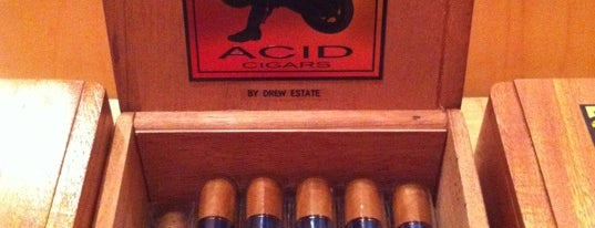 Cigar Connoisseur is one of Local Treasures.
