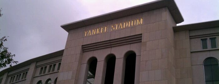 Yankee Stadium is one of Top Picks for Sports Stadiums/Fields/Arenas.