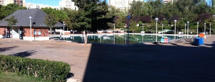 Parque de La Vaguada is one of Alejandraさんのお気に入りスポット.