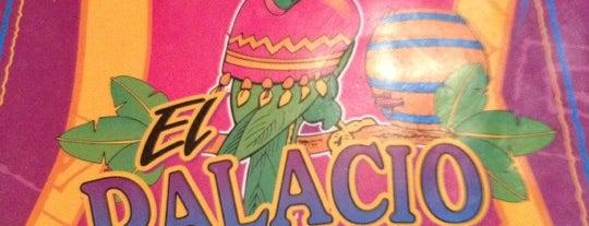 El Palacio is one of AZ.