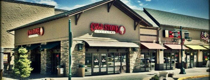 Cold Stone Creamery is one of Lieux qui ont plu à Maggie.