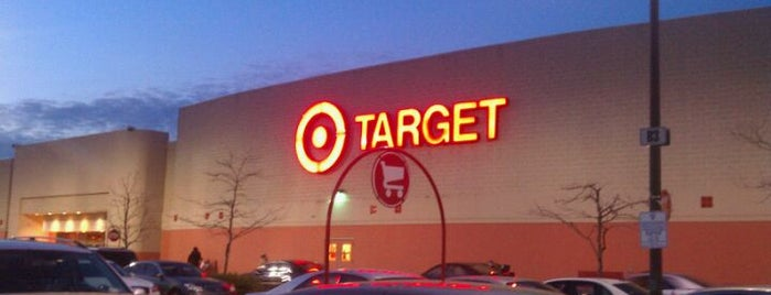 Target is one of Locais curtidos por Mei.
