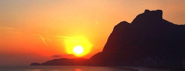 Pedra da Gávea is one of Desafio dos 101.