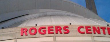 Rogers Centre is one of Ballparks Across Baseball.