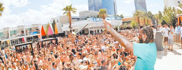 Palms Pool & Dayclub is one of 101 places to see in Las Vegas before your die.
