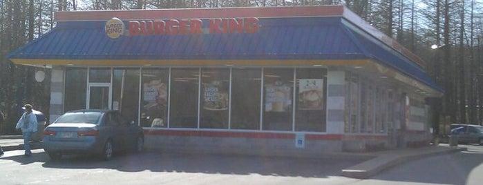 Burger King is one of Tempat yang Disukai Pepper.