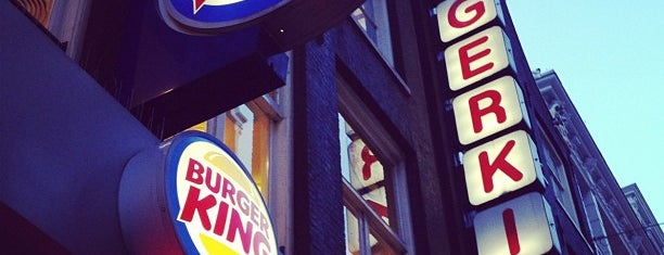 Burger King is one of Locais curtidos por Kevin.