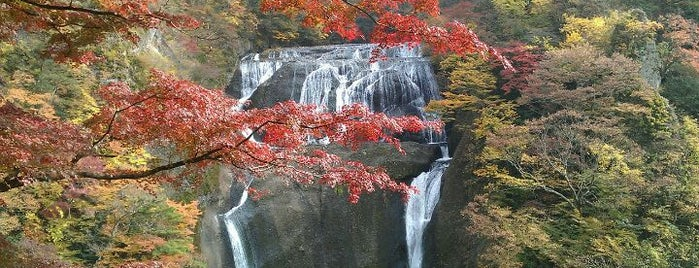 Fukuroda Falls is one of Waterfalls in Japan.