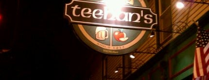 Teehan's is one of Official Blackhawks Bars.