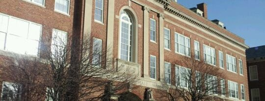 McMicken Hall is one of UC Campus Tour.