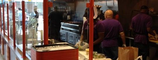 CK Mediterranean Grill & Catering is one of Joey'in Kaydettiği Mekanlar.