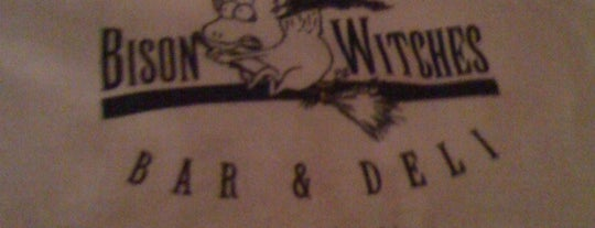 Bison Witches is one of My Favorite Eats in Norman/OKC.