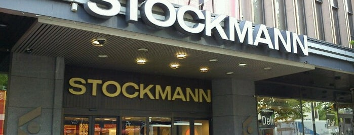 Stockmann is one of Places I have been 2.
