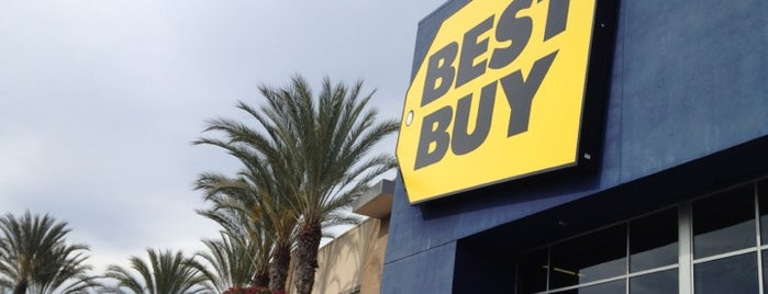 Best Buy is one of Top picks for Electronics Stores.