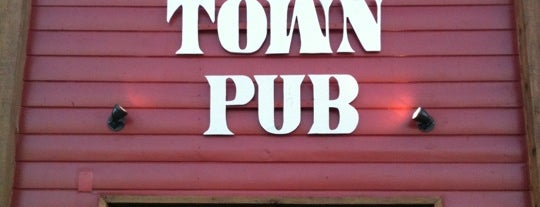 Harbor Town Pub is one of SD: Food & Drinks.
