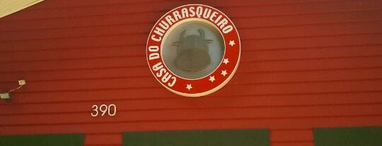Casa do Churrasqueiro is one of Steaks, Carnes.