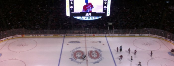 Centre Bell is one of NHL HOCKEY ARENAS.