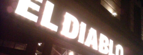 El Diablo is one of Best Bar.