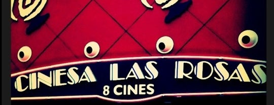 Cinesa Las Rosas 3D is one of Must-visit Movie Theaters in Madrid.
