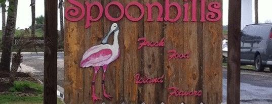 Spoonbills Restaurant is one of Colin: сохраненные места.