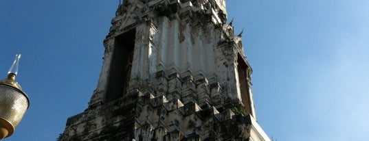Wat Rakang is one of I Love Bangkok!.