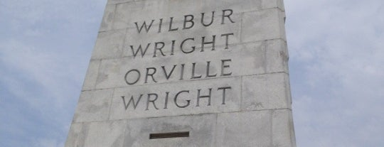 Wright Brothers National Memorial is one of Lugares favoritos de Amanda.