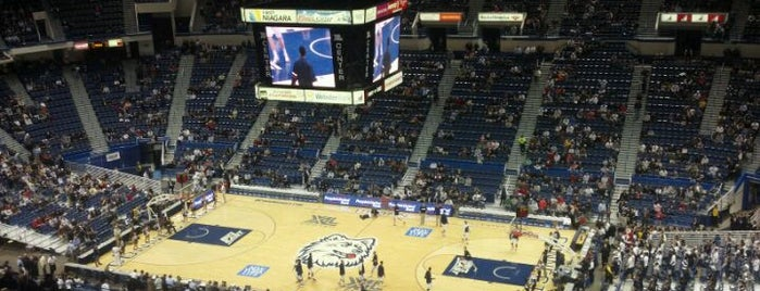XL Center is one of Great Sport Locations Across United States.