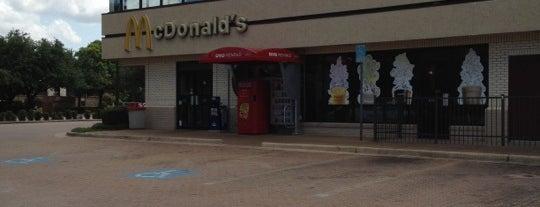 McDonald's is one of Orte, die Natalie gefallen.