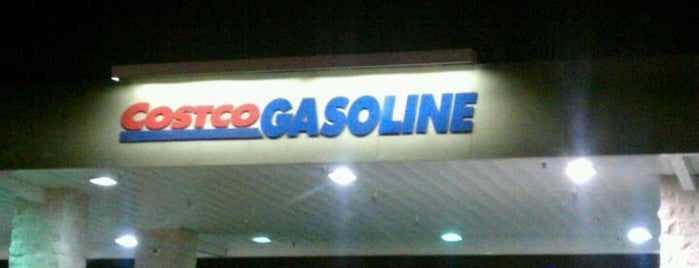 Costco Gasoline is one of Orte, die Nicole gefallen.